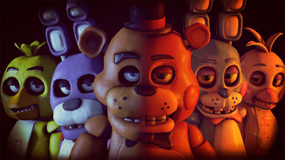 Five Nights at Freddy's | UHM