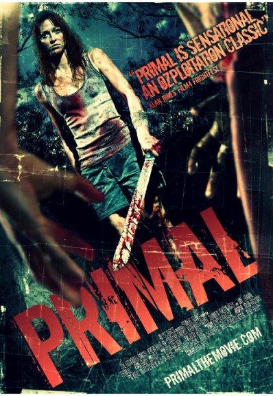 """""""Primal 2010""""...buen argumento y mucha sangre"""