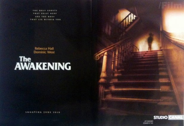 the ghostly awakening essay